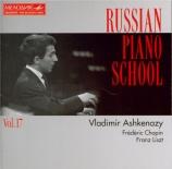 Russian Piano School Vol.17