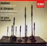 MAHLER - Barbirolli - Symphonie n°6 'Tragique'