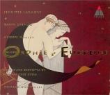 GLUCK - Runnicles - Orphée et Eurydice (version française)