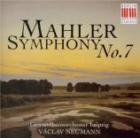 MAHLER - Neumann - Symphonie n°7 'Chant de la nuit'