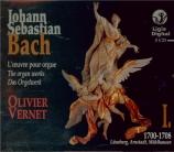 L'oeuvre pour orgue Vol.1 : 1700-1708