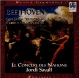 BEETHOVEN - Savall - Symphonie n°3 op.55 'Héroïque'
