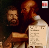 SCHÜTZ - Mauersberger - Lukas-Passion (Passion selon Saint Luc), oratori