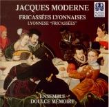 MODERNE - Doulce Mémoire - Fricassées lyonnaises