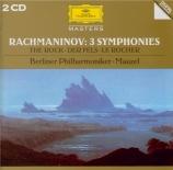 RACHMANINOV - Maazel - Symphonie n°1 en ré mineur op.13