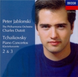 TCHAIKOVSKY - Jablonski - Concerto pour piano n°2 en sol majeur op.44