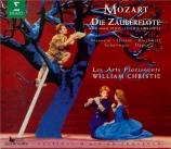 MOZART - Christie - Die Zauberflöte (La flûte enchantée), opéra en deux