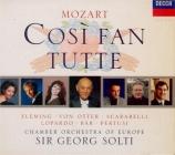 MOZART - Solti - Cosi fan tutte (Ainsi font-elles toutes), opéra bouffe