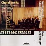 Oeuvres chorales