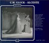 GLUCK - Gui - Alceste (Live Roma, 7 - 3 - 1967) Live Roma, 7 - 3 - 1967