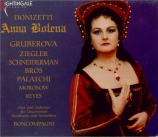 DONIZETTI - Boncompagni - Anna Bolena