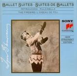 Suites de ballets
