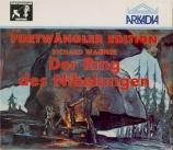 WAGNER - Furtwängler - Der Ring des Nibelungen (L'Anneau du Nibelung) WW Scala