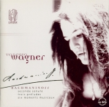 RACHMANINOV - Wagner - Six moments musicaux pour piano op.16