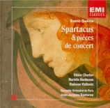 Spartacus & pièces de concert