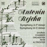 REICHA - Altrichter - Symphonie en fa mineur