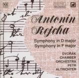 REICHA - Altrichter - Symphonie en ré majeur