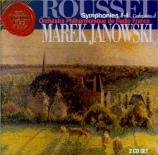 ROUSSEL - Janowski - Symphonie n°1 op.7 'Poème de la forêt'