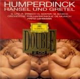 HUMPERDINCK - Lehmann - Hänsel und Gretel (Hansel et Gretel)