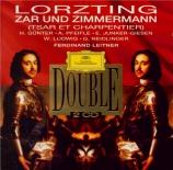 LORTZING - Leitner - Zar und Zimmermann