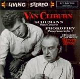 SCHUMANN - Cliburn - Concerto pour piano et orchestre en la mineur op.54