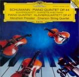SCHUMANN - Pressler - Quintette avec piano en mi bémol majeur op.44