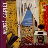 CAPLET - Calamus Ensembl - Quintette pour piano et vents