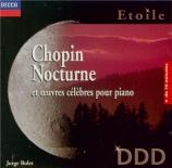 CHOPIN - Bolet - Nocturne pour piano en mi bémol majeur op.9 n°2