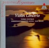 SIBELIUS - Zehetmair - Concerto pour violon op.47