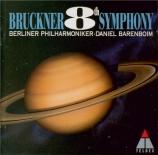 BRUCKNER - Barenboim - Symphonie n°8 en ut mineur WAB 108 version Haas 1939