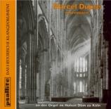 DUPRE - Dupré - Symphonie en ré mineur