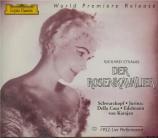 STRAUSS - Karajan - Der Rosenkavalier (Le chevalier à la rose), opéra op Live, Scala di Milano, 26 - 01 - 1952