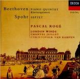 BEETHOVEN - Rogé - Quintette pour piano et vents op.16