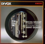 Quintettes pour clarinette
