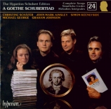 Complete Songs Vol.24 : A Goethe Schubertiad