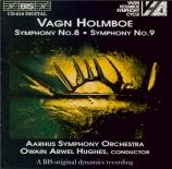 HOLMBOE - Hughes - Symphonie n°8 op.56 'Sinfonia boreale'