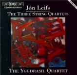 LEIFS - Yggdrasil Quart - Quatuor I 'Mors et vita' op.21