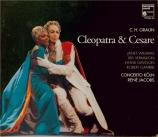 GRAUN - Jacobs - Cleopatra e Cesare