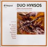Oeuvres pour flûtes et percussions
