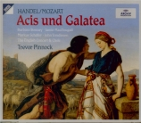 HAENDEL - Pinnock - Acis and Galatea, masque HWV.49a : orchestration Moz
