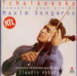 TCHAIKOVSKY - Vengerov - Concerto pour violon en ré majeur op.35