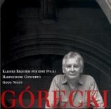 GORECKI - Zinman - Kleines Requiem für eine Polka, pour piano et 13 inst