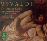 VIVALDI - Scimone - Catone in Utica, opéra en 3 actes RV.705