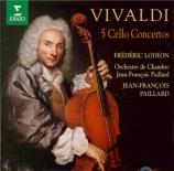 5 Cello Concertos