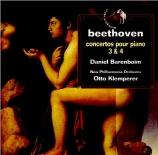 BEETHOVEN - Barenboim - Concerto pour piano n°3 en ut mineur op.37