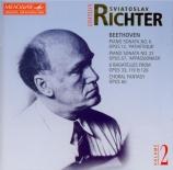 BEETHOVEN - Richter - Sonate pour piano n°8 op.13 'Pathétique'