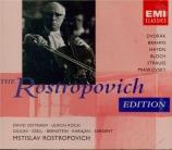 The Rostropovich Edition