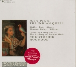 PURCELL - Hogwood - The Indian Queen, semi-opéra Z.630