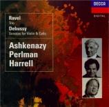 RAVEL - Ashkenazy - Trio avec piano en la mineur