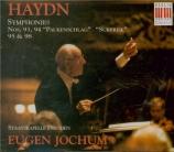 HAYDN - Jochum - Symphonie n°93 en ré majeur Hob.I:93